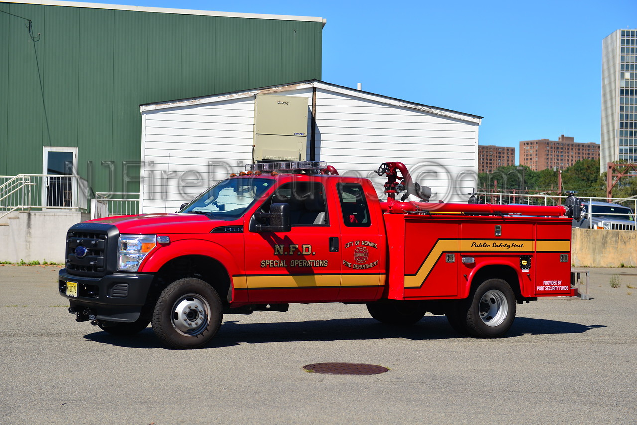 NEWARK QUICK ATTACK - 2012 FORD F350/KNAPHEIDE