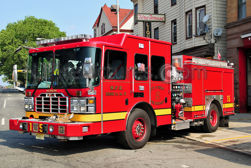 NEWARK, NJ ENGINE 15
