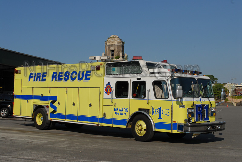NEWARK, NJ RESCUE 1