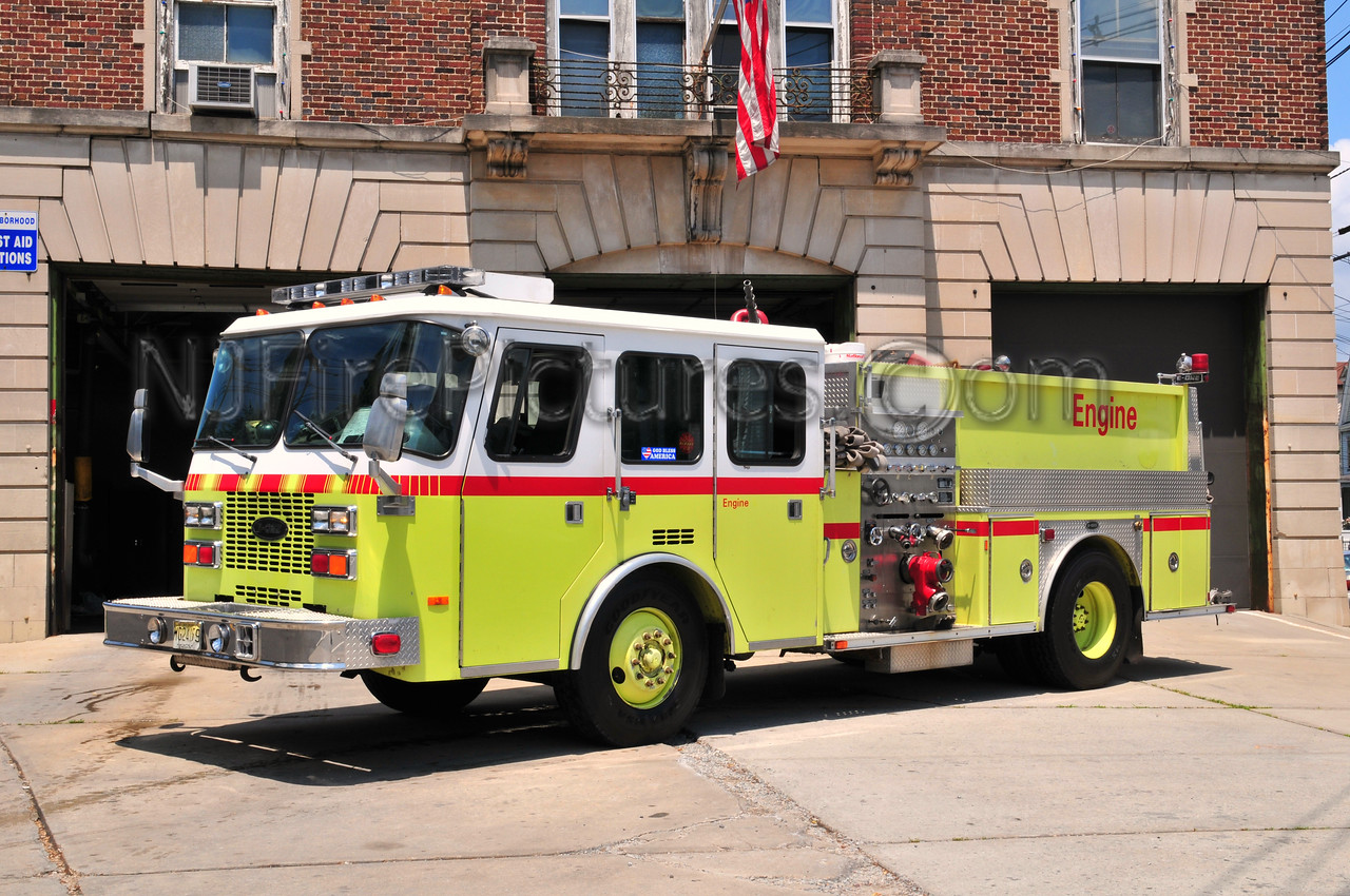 NEWARK (SPARE ENGINE) - 1995 E-ONE 1250/750 EX-ENGINE 5