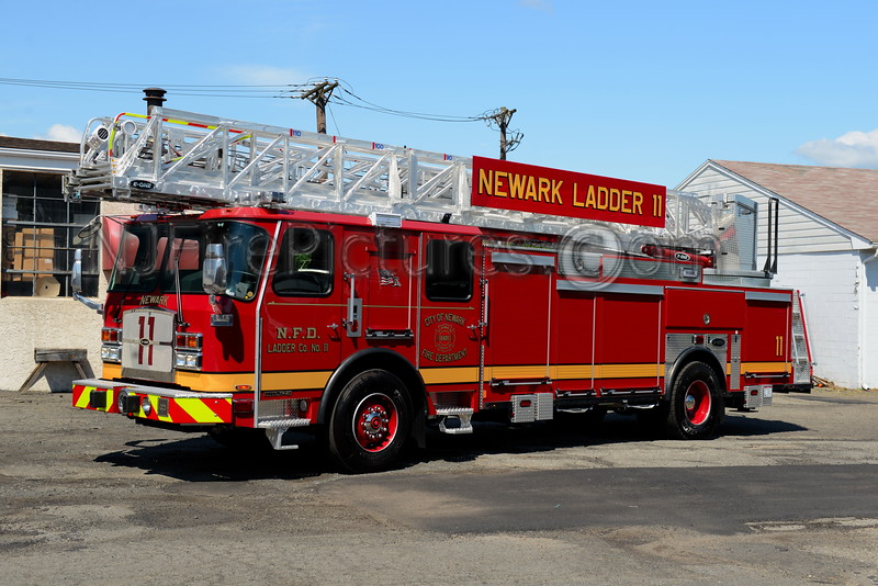 NEWARK, NJ LADDER 11