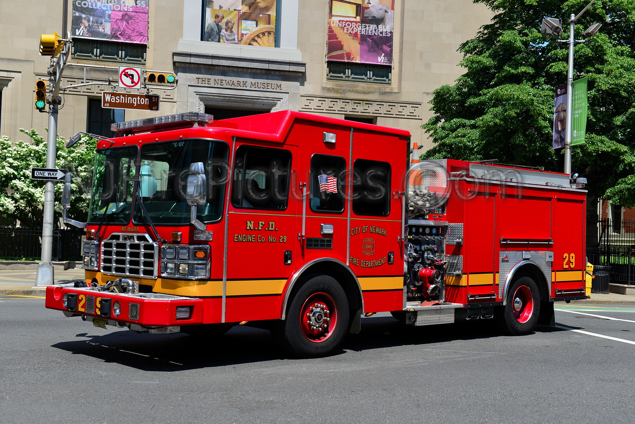 NEWARK, NJ ENGINE 29