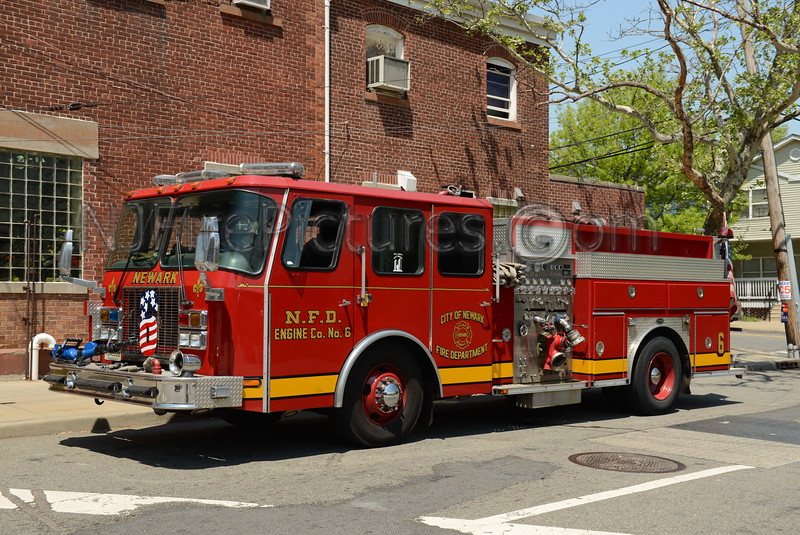 NEWARK, NJ ENGINE 6