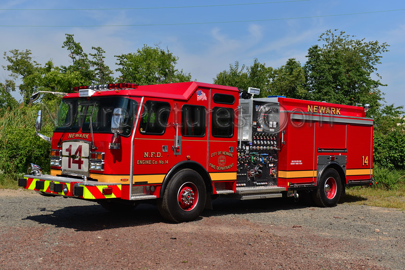 NEWARK, NJ ENGINE 14