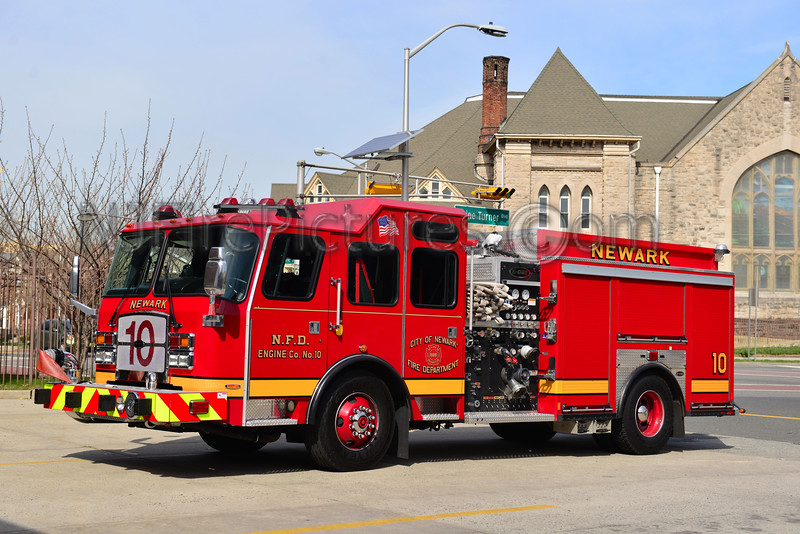 NEWARK, NJ ENGINE 10