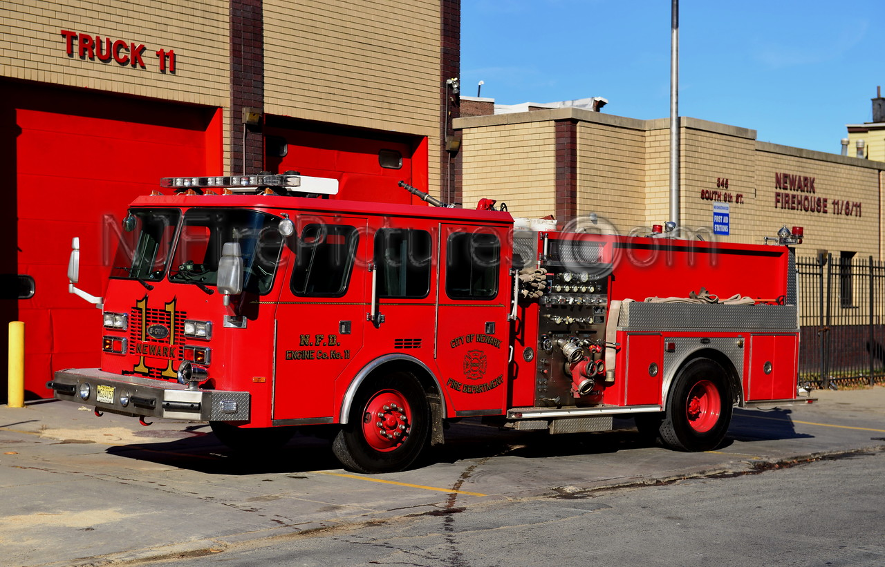 NEWARK, NJ ENGINE 11