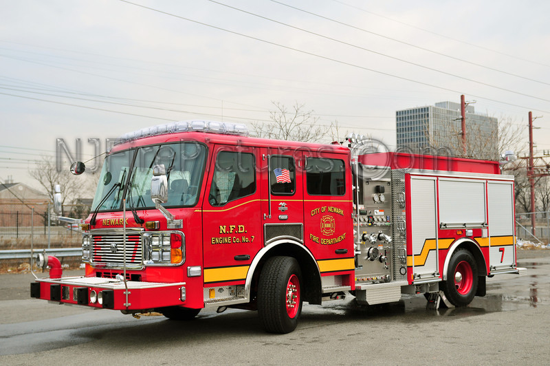 NEWARK, NJ ENGINE 7