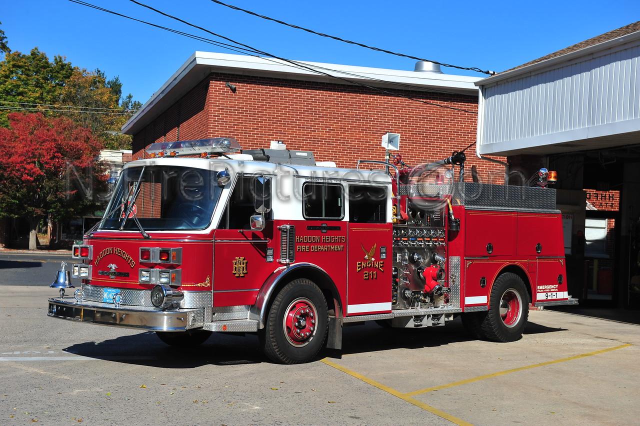 HADDON HEIGHTS, NJ ENGINE 211