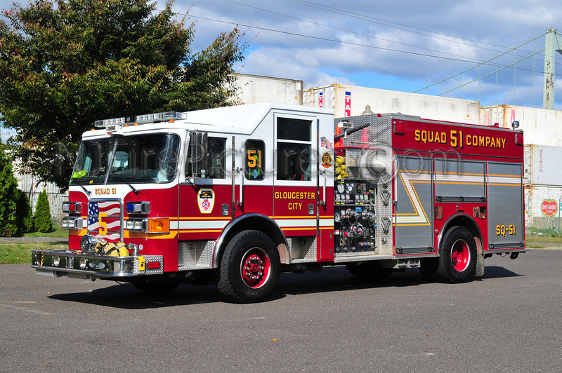 GLOUCESTER CITY, NJ SQUAD 51