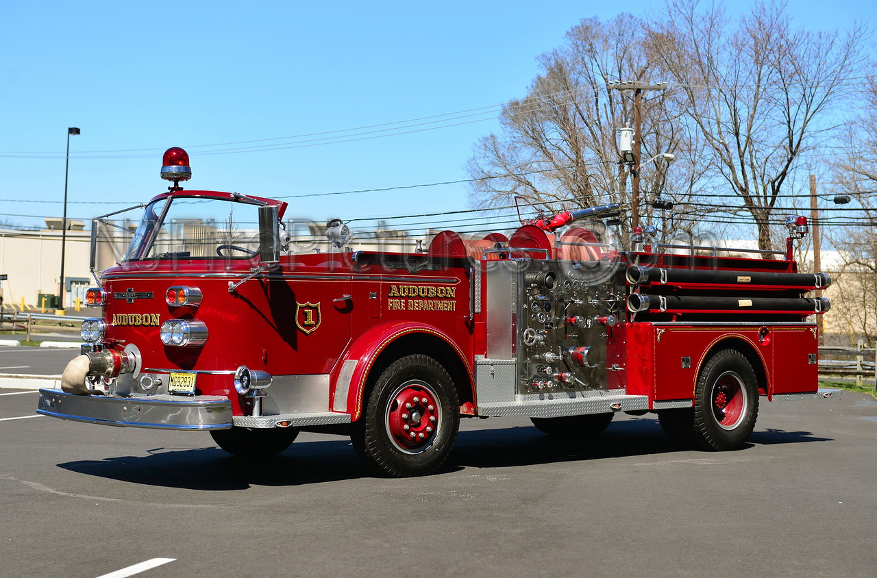 AUDUBON NJ ENGINE 112