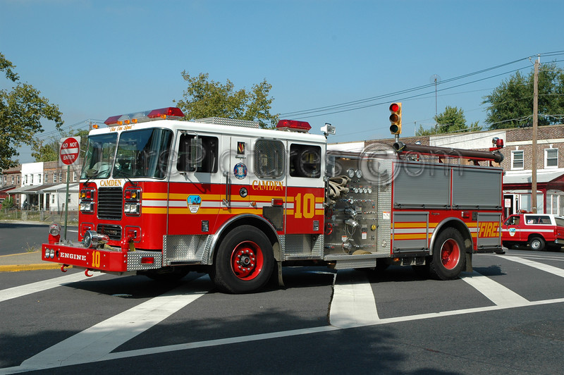 CAMDEN, NJ ENGINE 10