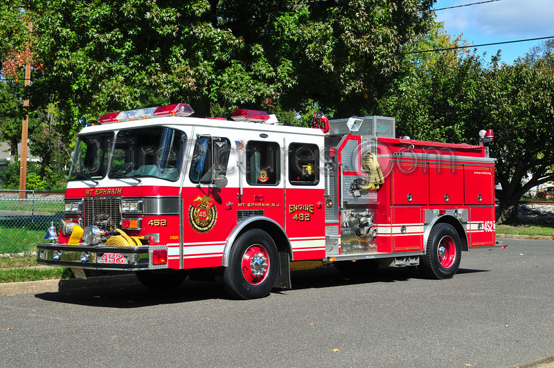 MOUNT EPHRAIM, NJ ENGINE 452