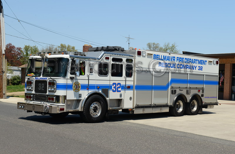 BELLMAWR, NJ RESCUE 33