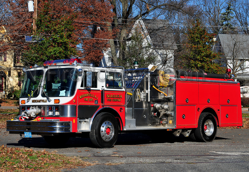 MERCHANTVILLE, NJ ENGINE 1291