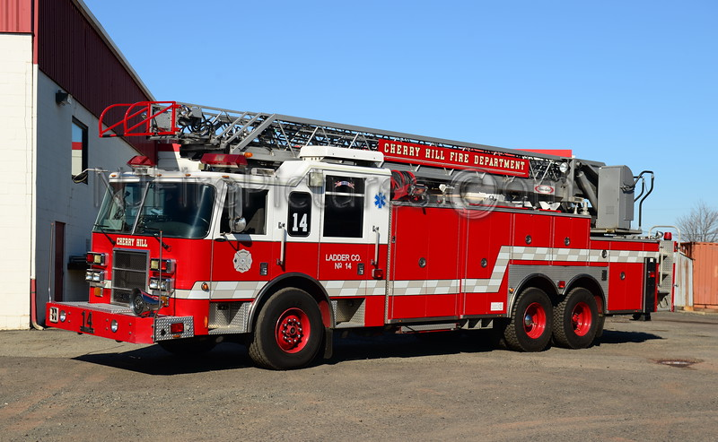 CHERRY HILL, NJ LADDER 14