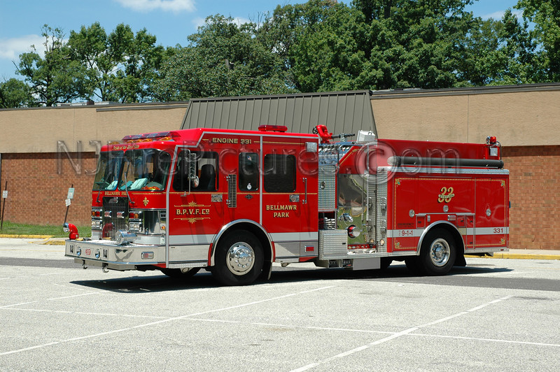 BELLMAWR PARK, NJ ENGINE 331