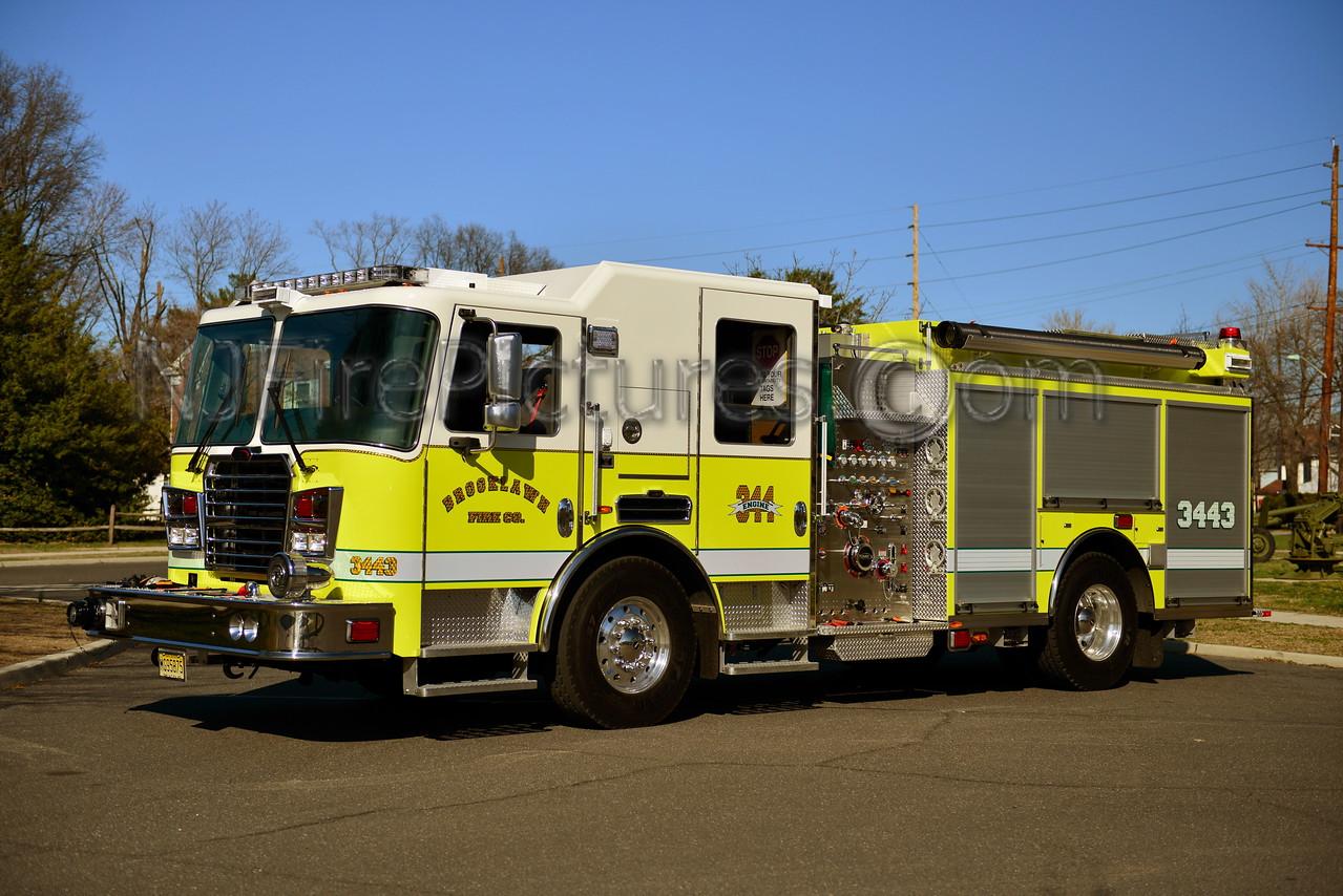 BROOKLAWN NJ ENGINE 3443