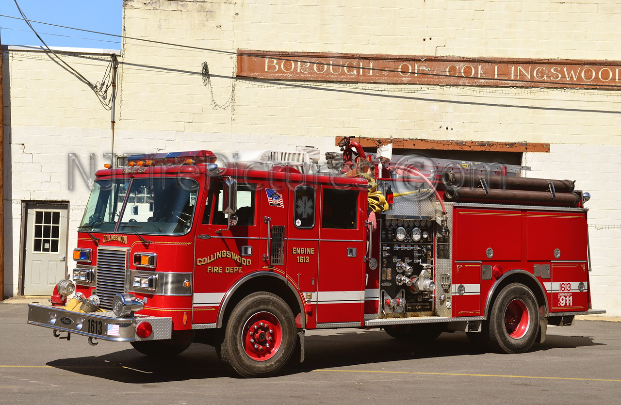 COLLINGSWOOD, NJ ENGINE 1633