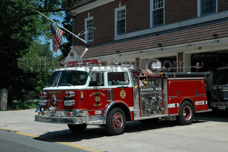HADDONFIELD, NJ ENGINE 1413