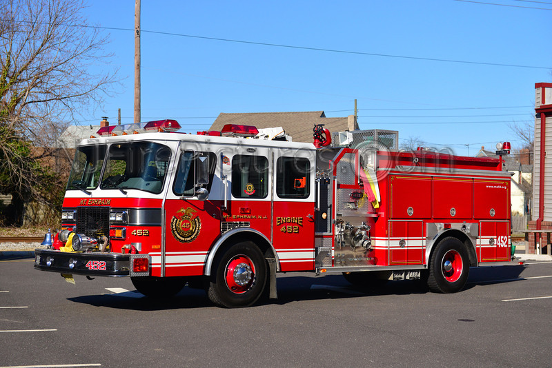 MT. EPHRAIM NJ ENGINE 452