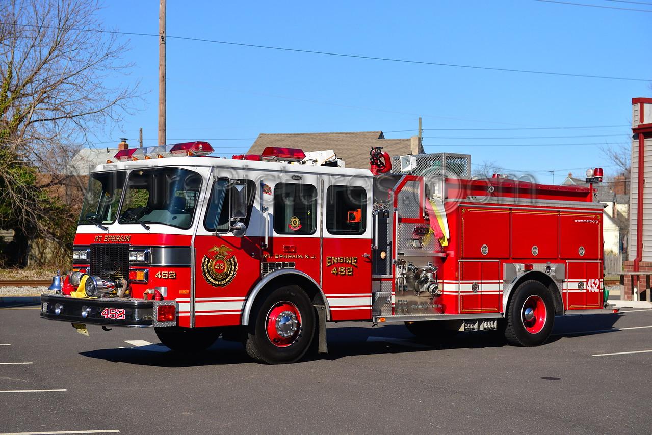 MT. EPHRAIM NJ ENGINE 452