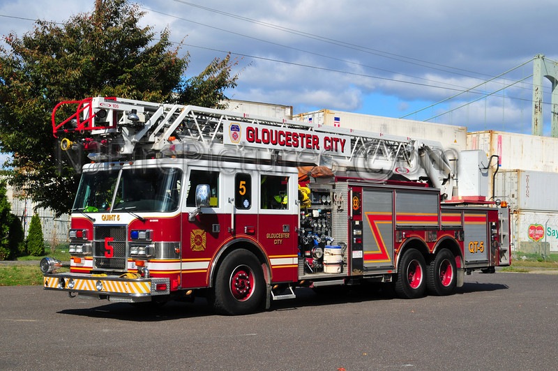 GLOUCESTER CITY, NJ QUINT 5