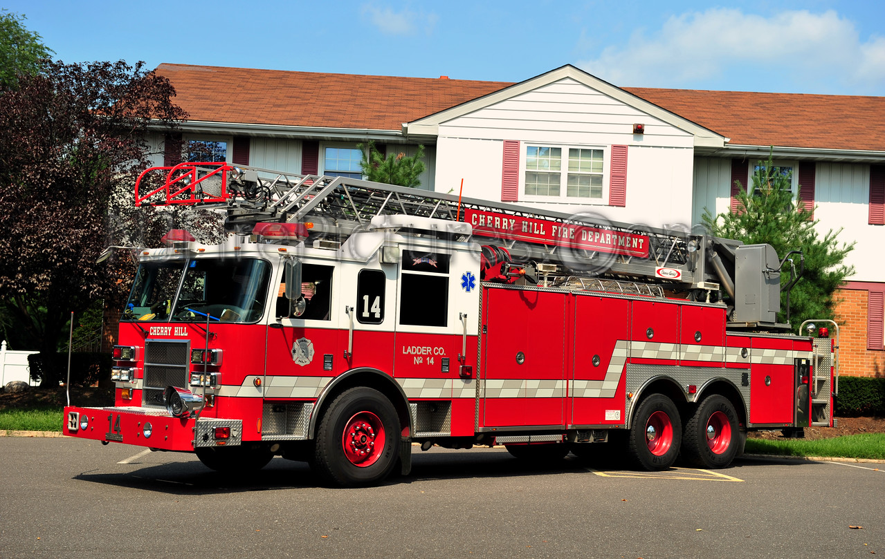 CHERRY HILL, NJ LADDER 13-14