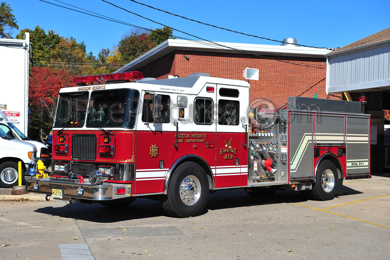 HADDON HEIGHTS ENGINE 213 - 1999 SEAGRAVE 1500/750
