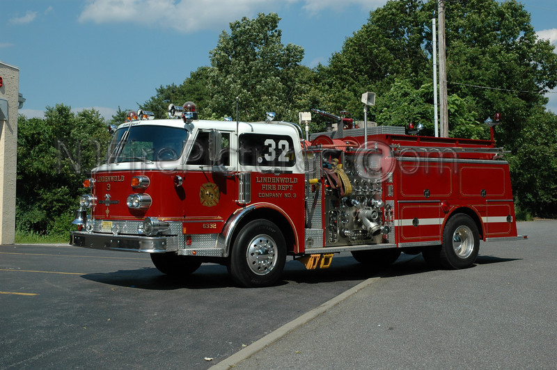 LINDENWOLD, NJ ENGINE 6332