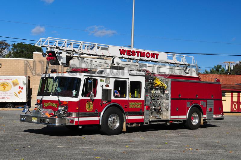 HADDON TOWNSHIP, NJ SQURT 1511 - WESTMONT FIRE CO.