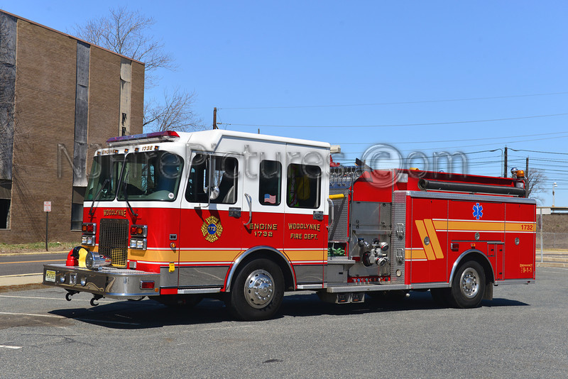 WOODLYNNE NJ ENGINE 1732
