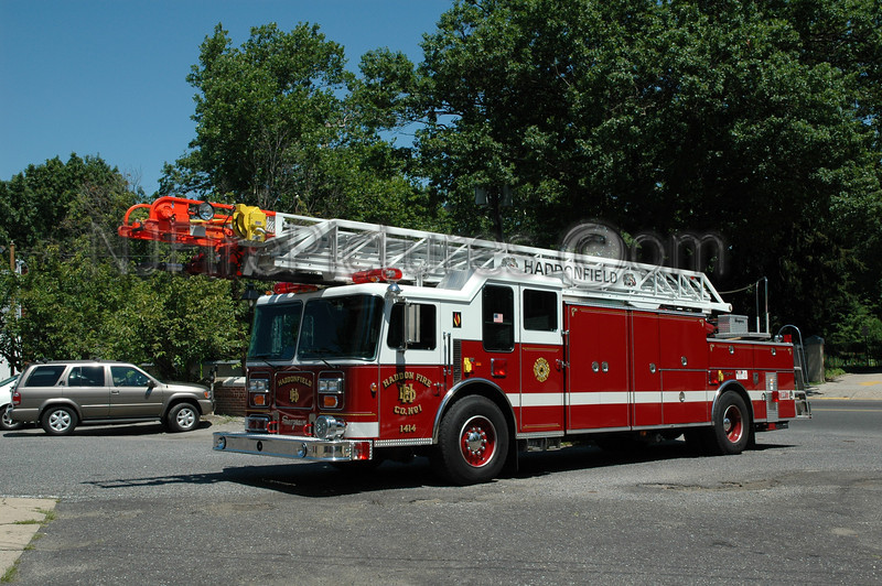 HADDONFIELD, NJ LADDER 1414