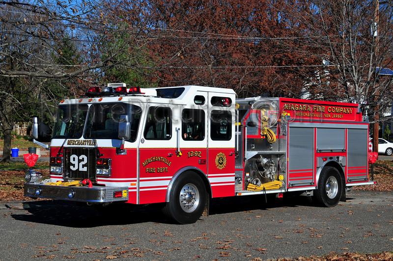MERCHANTVILLE, NJ ENGINE 1292