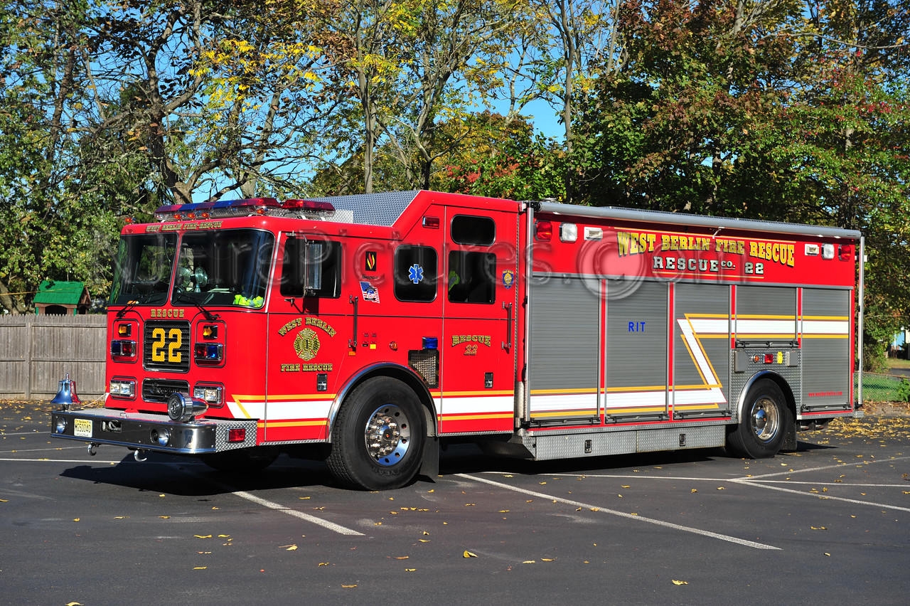 WEST BERLIN, NJ RESCUE 22