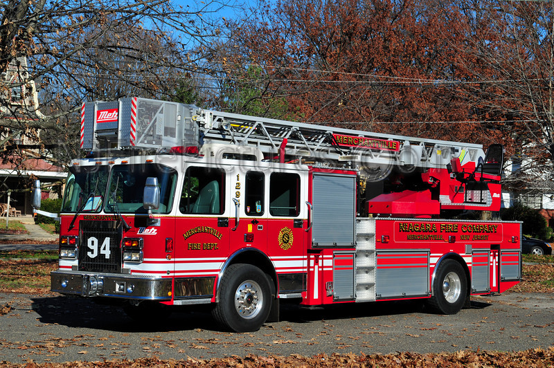 MERCHANTVILLE, NJ LADDER 1294