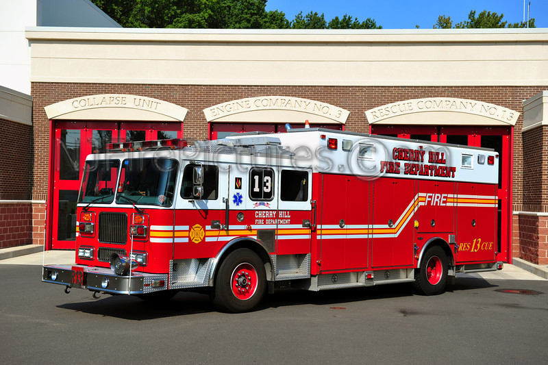 CHERRY HILL, NJ RESCUE 13
