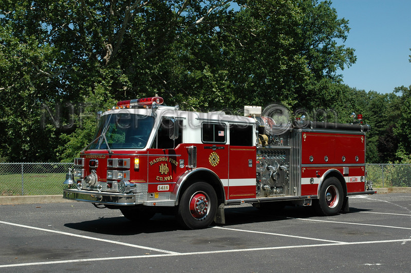 HADDONFIELD, NJ ENGINE 1412