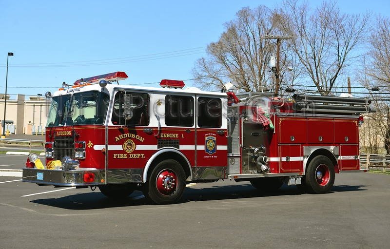 AUDUBON NJ ENGINE 1