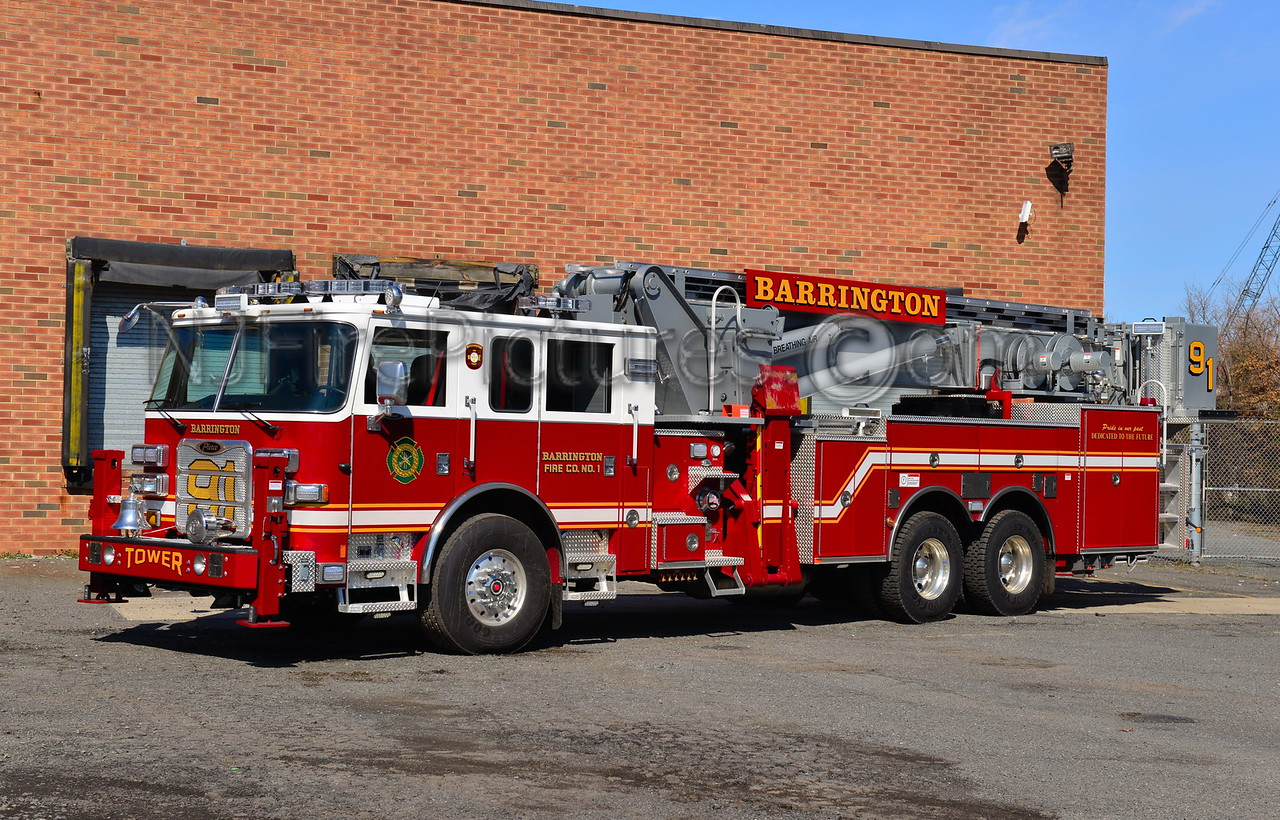BARRINGTON, NJ TOWER 91