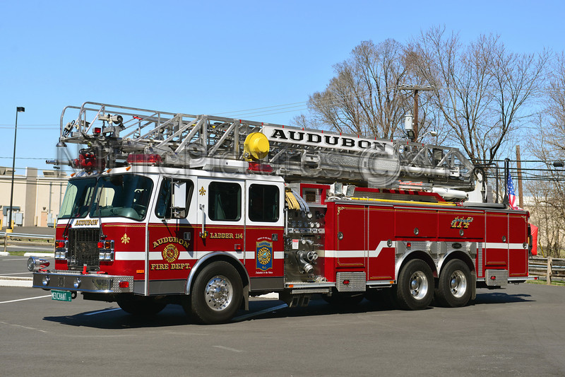 AUDUBON NJ LADDER 114