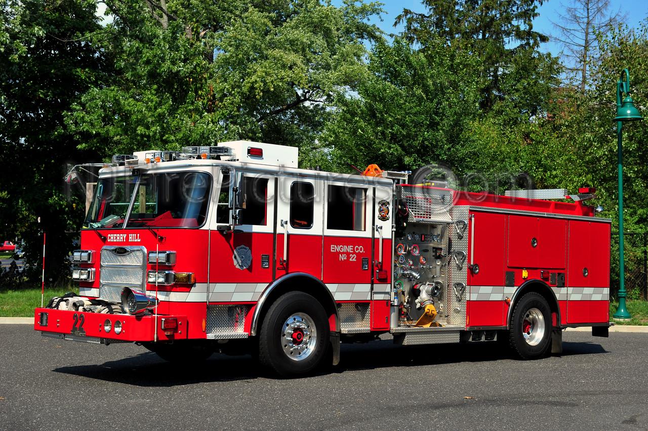 CHERRY HILL, NJ ENGINE 13-22