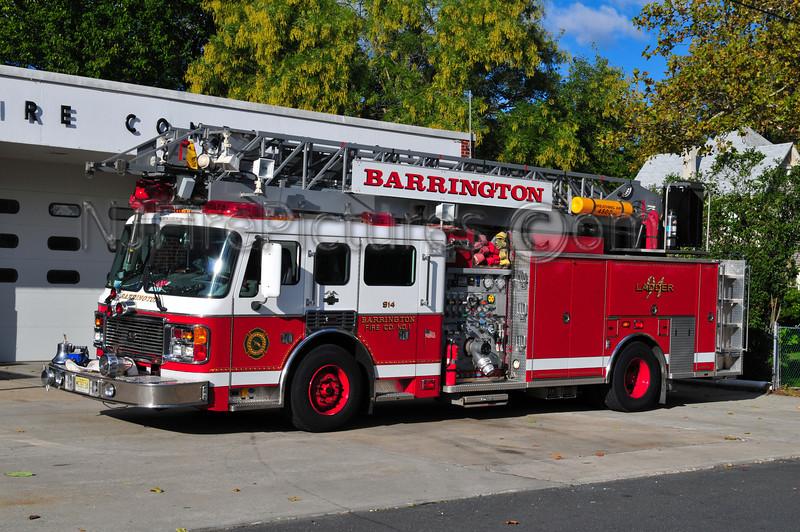 BARRINGTON, NJ LADDER 91