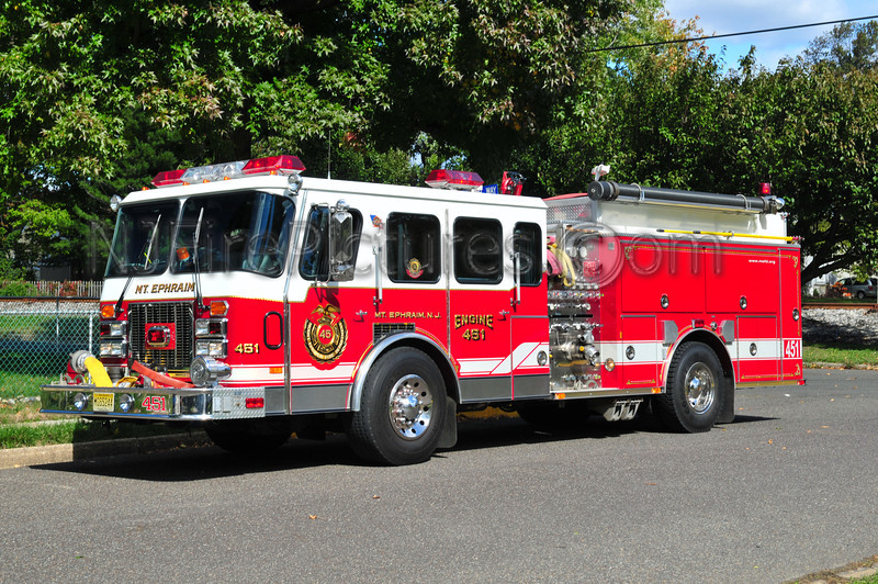 MOUNT EPHRAIM, NJ ENGINE 451