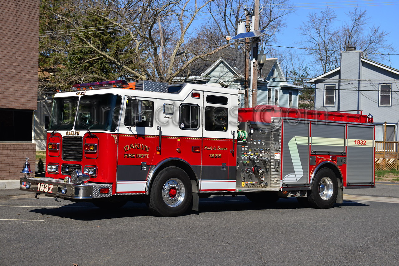 OAKLYN NJ ENGINE 1832