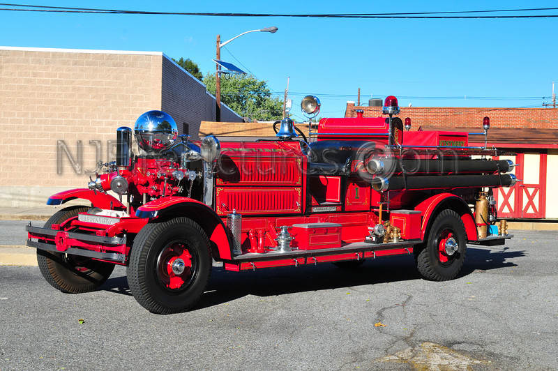 HADDON TOWNSHIP, NJ ANTIQUE - WESTMONT FIRE CO.