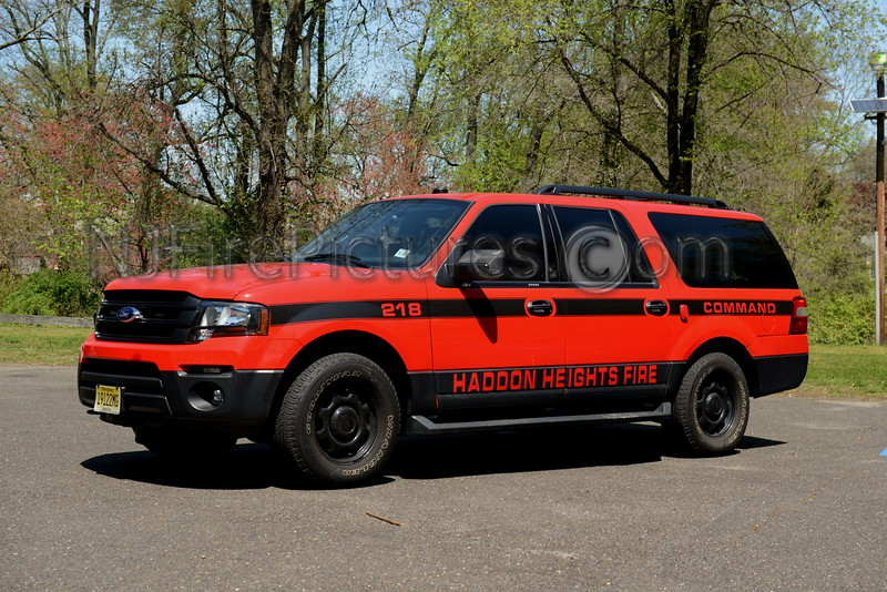HADDON HEIGHTS, NJ CHIEF 218
