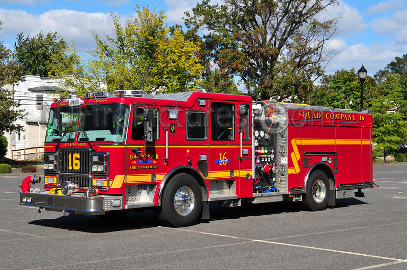 COLLINGSWOOD, NJ SQUAD 16