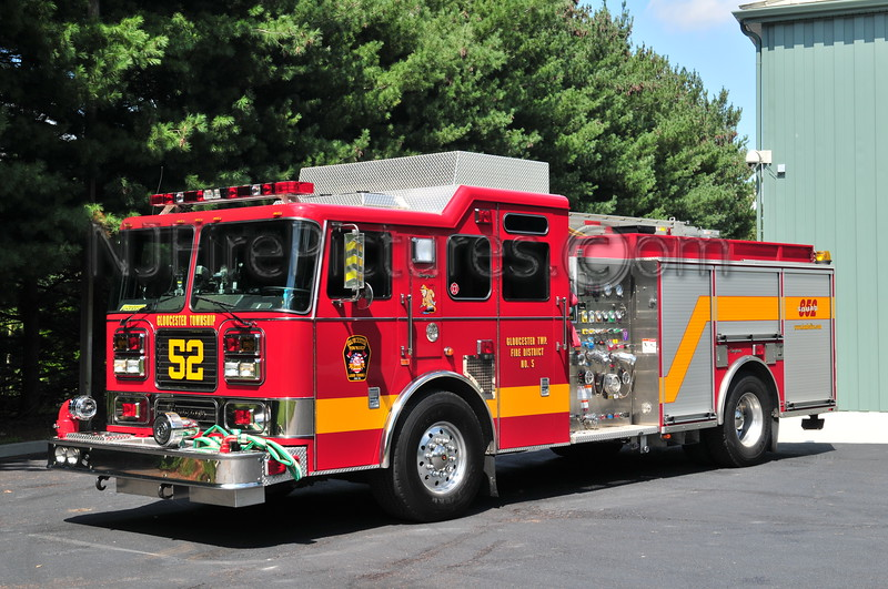 GLOUCESTER TOWNSHIP, NJ SQUAD 852 - LAMBS TERRACE
