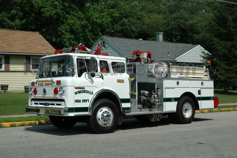 SOMERDALE, NJ ENGINE 65-23