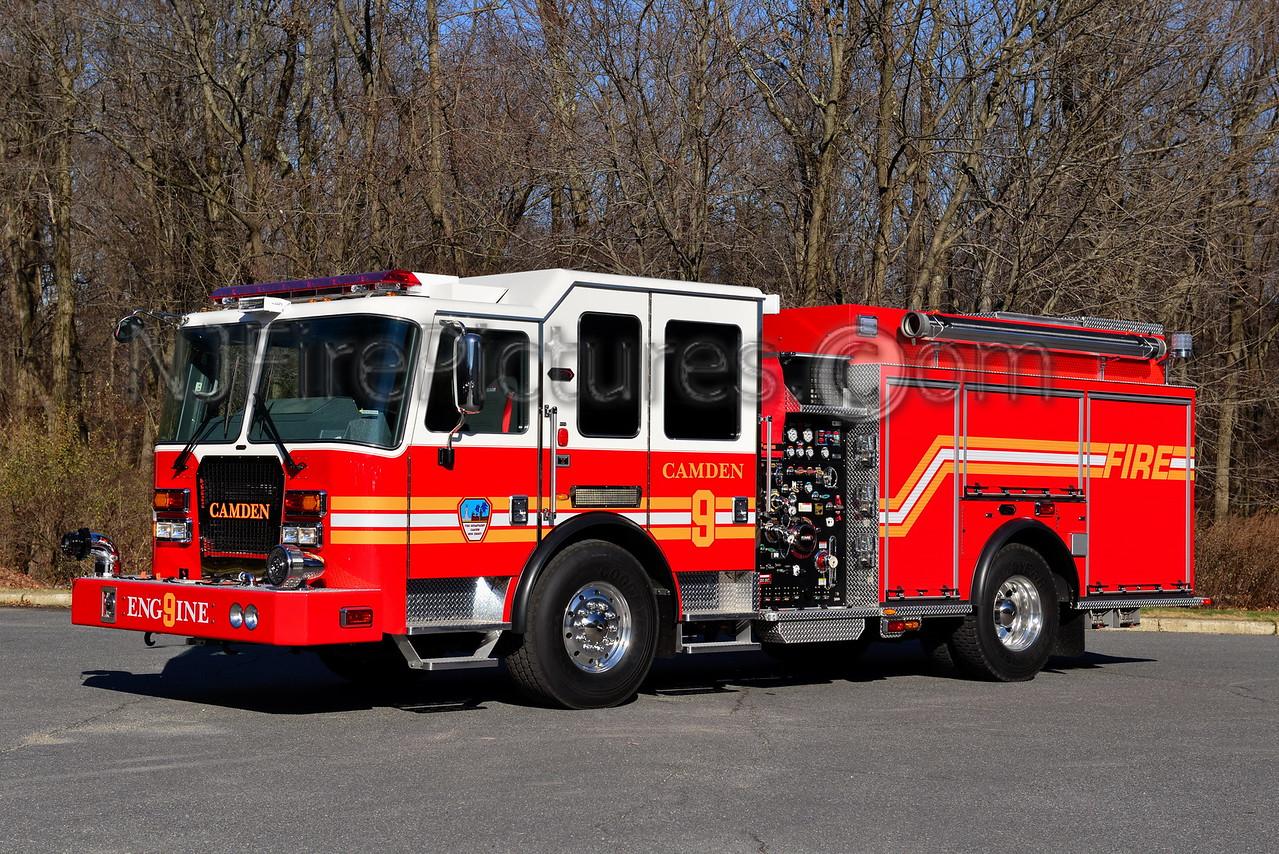 CAMDEN NJ ENGINE 9